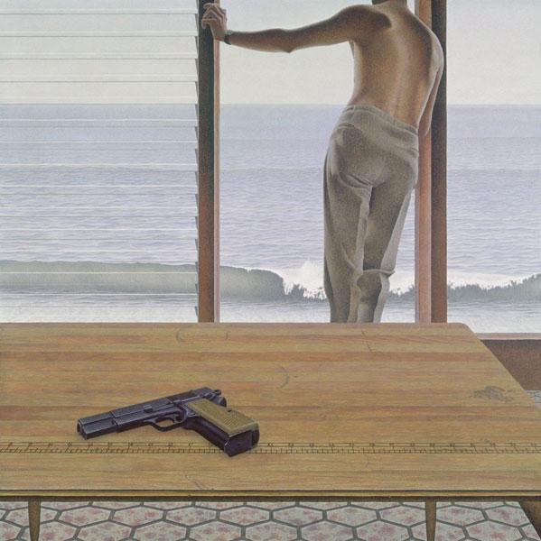 alex colville 1967 pacific